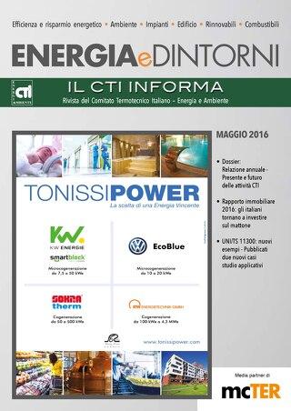 Energia e Dintorni - Maggio 2016