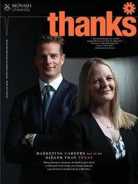Monash University - Thanks magazine 2016