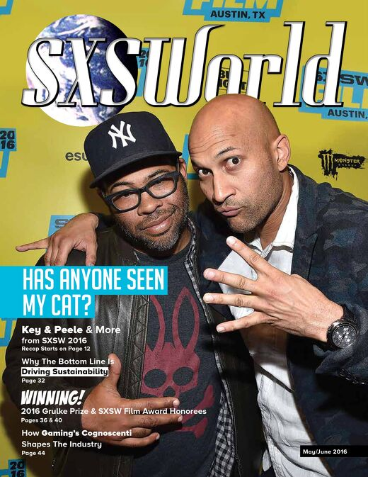 SXSWorld May-June 2016