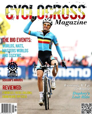 Issue 16 - Cyclocross Magazine