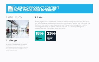 Aligning Product Content with Consumer Interest