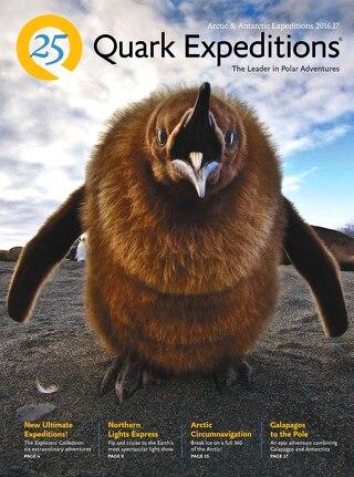 Arctic and Antarctic Expeditions 2016.17 (Mini Brochure)