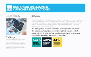 Cashing in on Smarter Customer Interactions