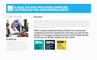 A Healthcare Provider Emerges Victorious For Open Enrollment