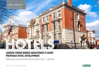 CBRE Hotel Consultancy