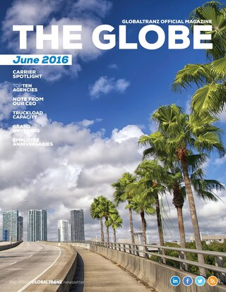 2016 June Globe
