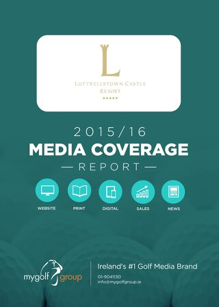 Luttrellstown Castle Media Coverage Report