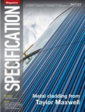 Specification Magazine August 2016