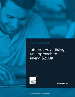 Internet advertising an approach to saving $200