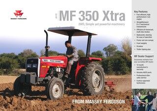 MF 350 Xtra - EN