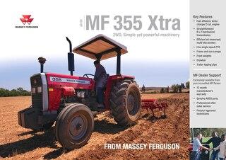 MF 355 Xtra - EN