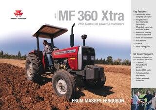 MF 360 Xtra - EN