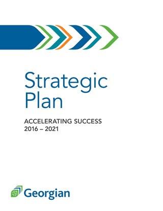 Georgian College Strategic Plan 2016-2021