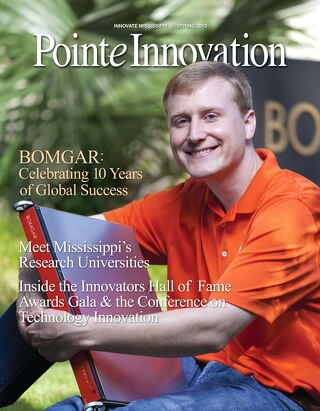 Pointe Innovation Magazine Spring 2013 Issue