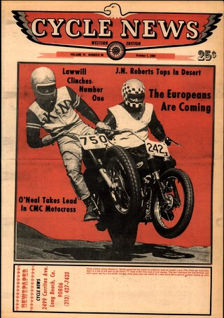 Cycle News 1969 10 07