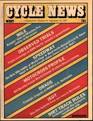 Cycle News 1979 09 19