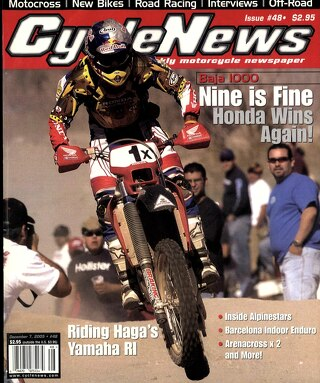Cycle News 2005 12 07