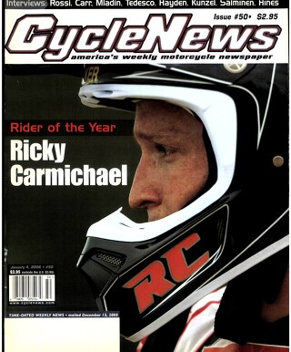 Cycle News 2006 01 04