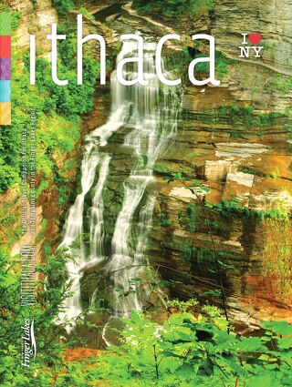 2013 Visit Ithaca Travel Guide