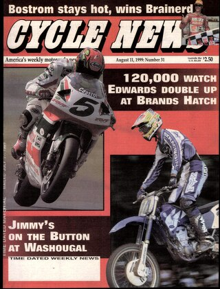 Cycle News 1999 08 11