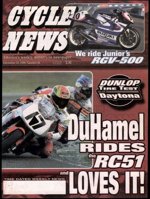 Cycle News 1999 12 15