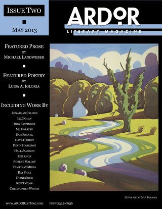 ARDOR Literary Magazine - Issue Two, May 2013