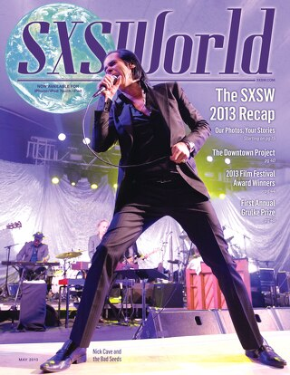 SXSWORLD May 2013