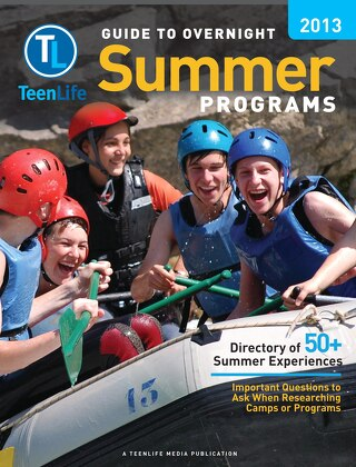 2013 Guide to Overnight Summer Programs