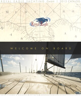 Royal Eagle Yachting GmbH | 2013 Catalog