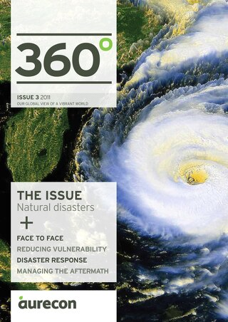 Aurecon 360 Issue 3 Natural Disasters 2011
