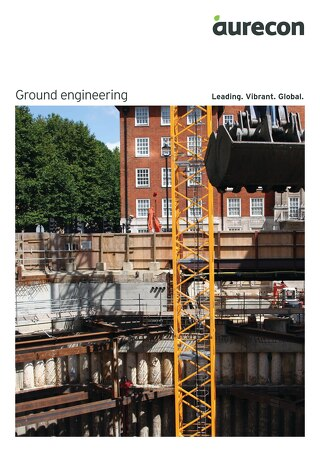 Ground Engineering Competency brochure