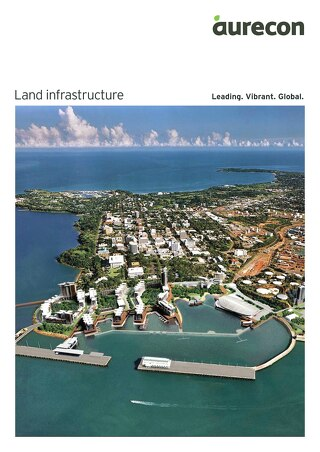 Land Infrastructure Competency brochure