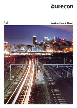 Rail Competency brochure
