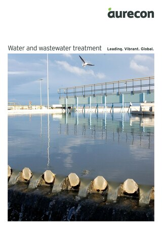 Water and Wastewater Treatment Competency brochure