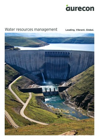 Water Resources Management Competency brochure