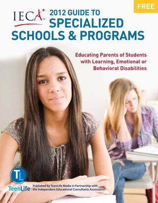 2012 Guide to Specialized Schools & Programs