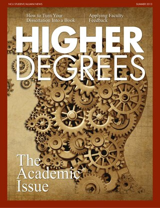 Higher Degrees Summer 2013