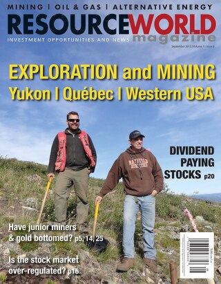 Resource World - September 2013
