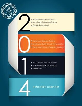 2014 Education Calendar