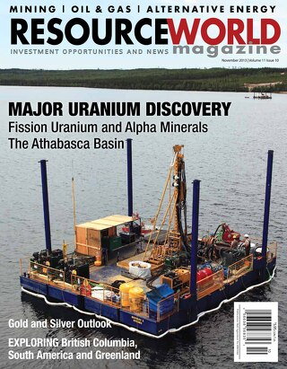 Resource World - Oct/Nov 2013 - Volume 11