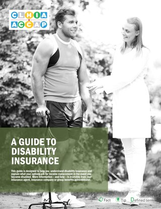 A guide to disability insurance