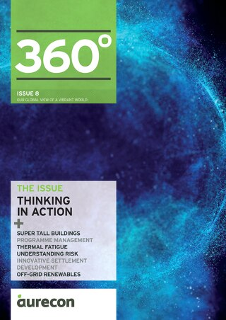 Aurecon 360 Issue 8 - Thinking in action