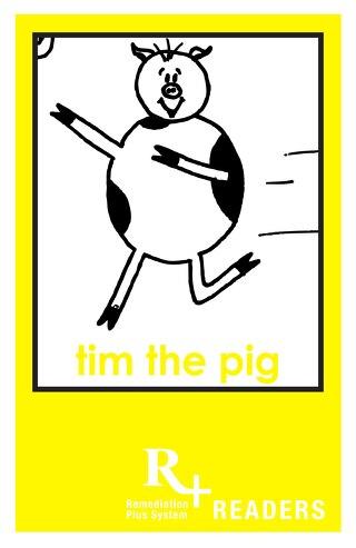 CVC Book 3 Time The Pig