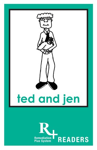 CVC Book 2 Ted and Jen
