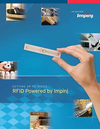 RFID Powered by Impinj - Getting Up to Speed