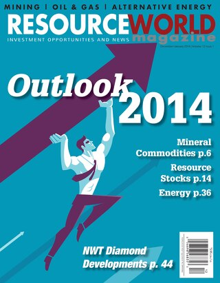Resource World - Dec/Jan 2014 - Vol 12 Iss 1