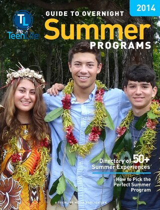 2014 Guide to Overnight Summer Programs