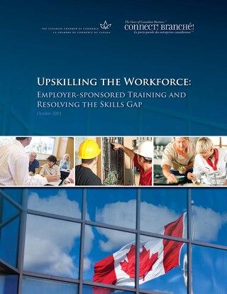 Upskilling the Workforce: Employer-sponsored Training and Resolving the Skills Gap