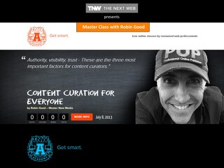 Content Curation Master Class