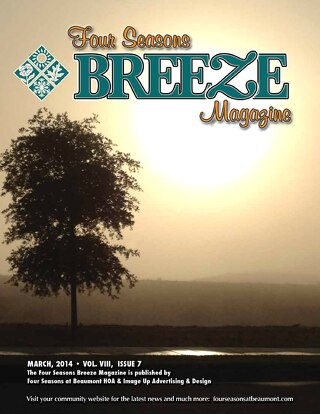 Four Seasons Breeze March 2014